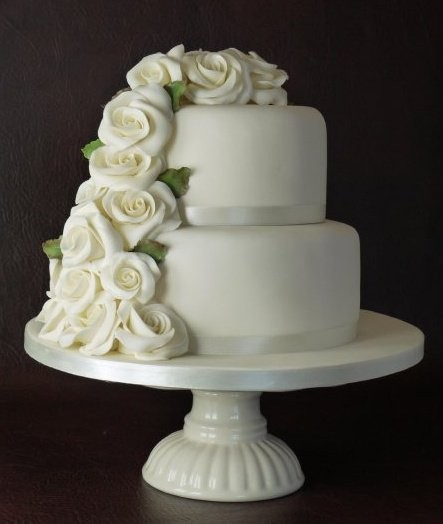 two tier wedding cake stand uk shelly s cake creations 21370